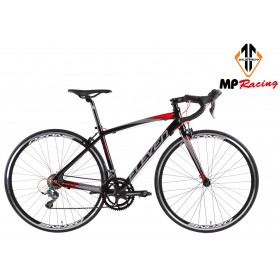 ELEVEN FREQUENCY 90 negro-rojo MPRACING