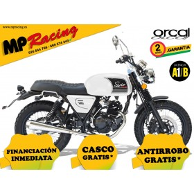 ORCAL SIRIO 125 MP