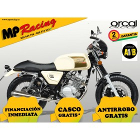 ORCAL SPRINT 125 MP