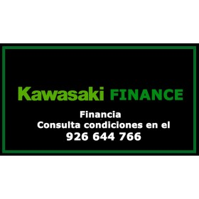 KAWASAKI Z900 RS VERDE FINANCIACION