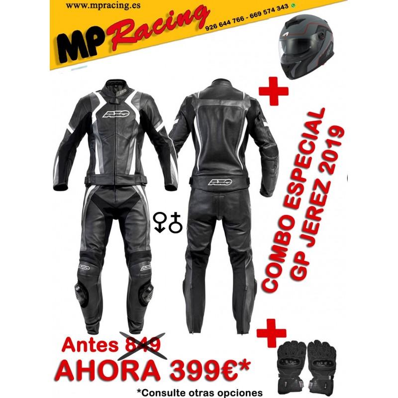 COMBO MONO AXO MG4 HOMBRE 2...