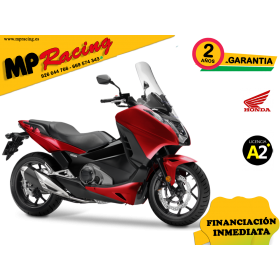 INTEGRA-NC750D COLOR ROJO PROMOCIÓN MP Racing