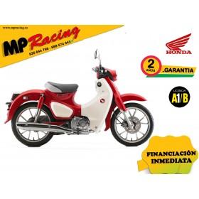 SUPER CUB C125 COLOR ROJO PROMOCIÓN MP Racing