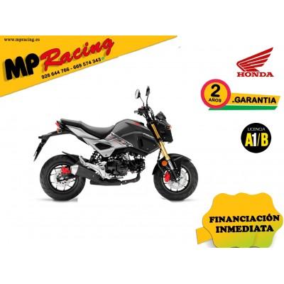 MSX125 COLOR NEGRO PROMOCIÓN MP Racing