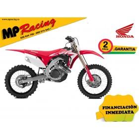 CRF450R COLOR VISTA LATERAL COLOR ROJO PROMOCIÓN MP Racing