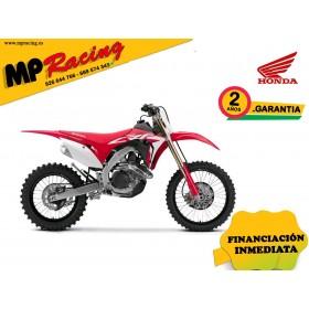 CRF450RX COLOR ROJO PROMOCIÓN MP Racing
