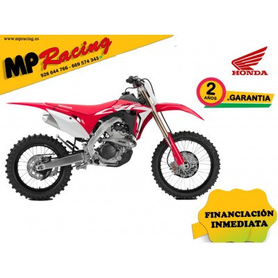 CRF250RX COLOR ROJO PROMOCIÓN MP Racing