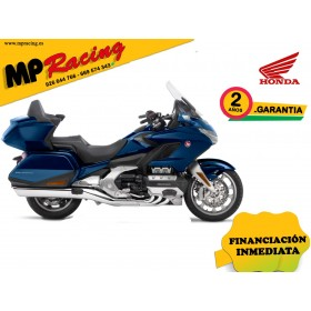 GOLD WING Tour with DCT & Airbag GL1800 COLOR AZUL PROMOCIÓN MP Racing