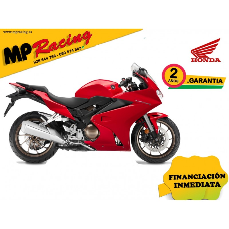 VFR800F COLOR ROJO PROMOCIÓN MP Racing