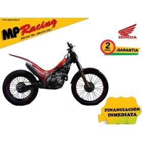 MONTESA COTA 300RR COLOR NEGRO Y ROJO PROMOCIÓN MP Racing