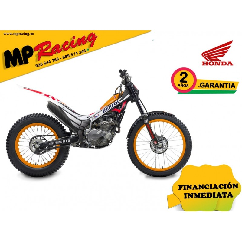 Montesa Cota 4RT Race Replica COLOR REPSOL PROMOCIÓN MP Racing