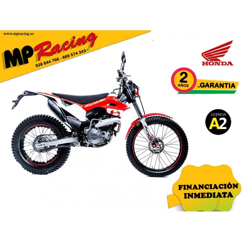 MONTESA 4RIDE COLOR ROJO PROMOCIÓN MP Racing