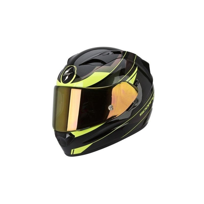 CASCO EXO-1200 AIR Fulmen Negro MP Racing / OFF ROAD PARTS