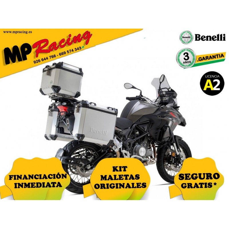 BENELLI TRK 502X MALETAS MP