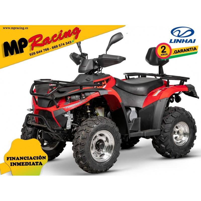 ATV LINHAI LH300 4x4 - Rojo