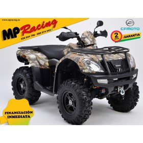 GOES 450S ATV MODELO TRACTOR HOMOLOGACIÓN T-3