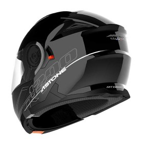 CASCO ASTONE RT 1200 GLOSS BLACK VISTA TRASERA