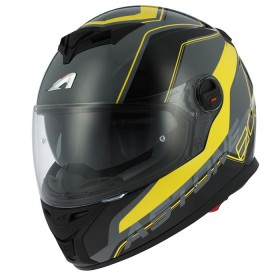 CASCO ASTONE GT800 EXCLUSIVE WIRE NEGRO/AMARILLO