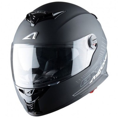 CASCO ASTONE GT800 MATT NEGRO