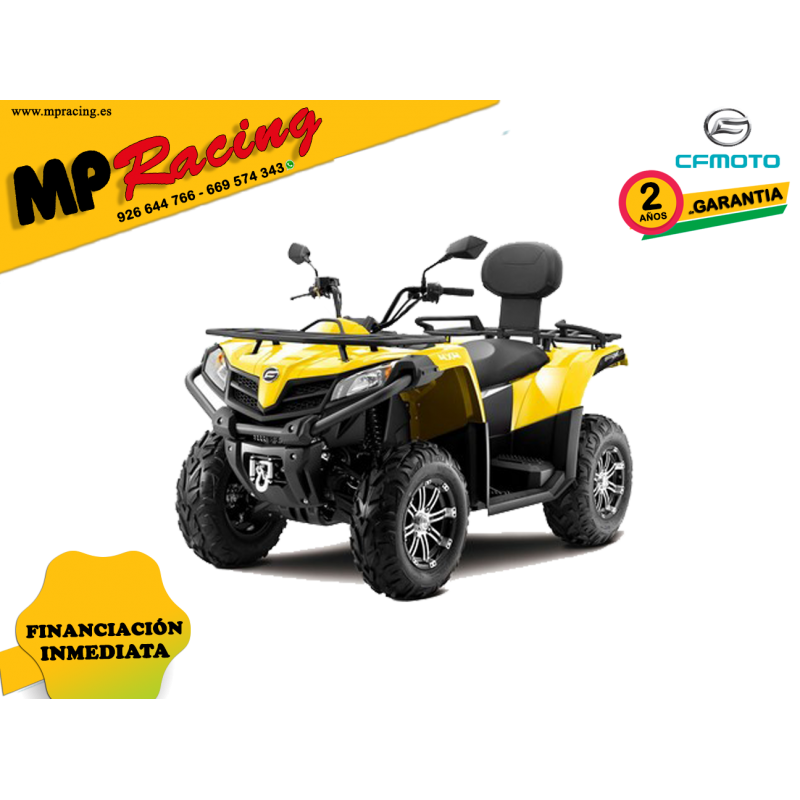 CFORCE 520L ATV...
