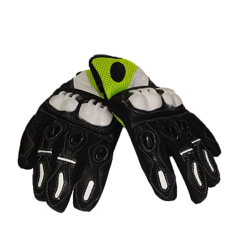 GUANTES MONSTER NEGRO FLUOR