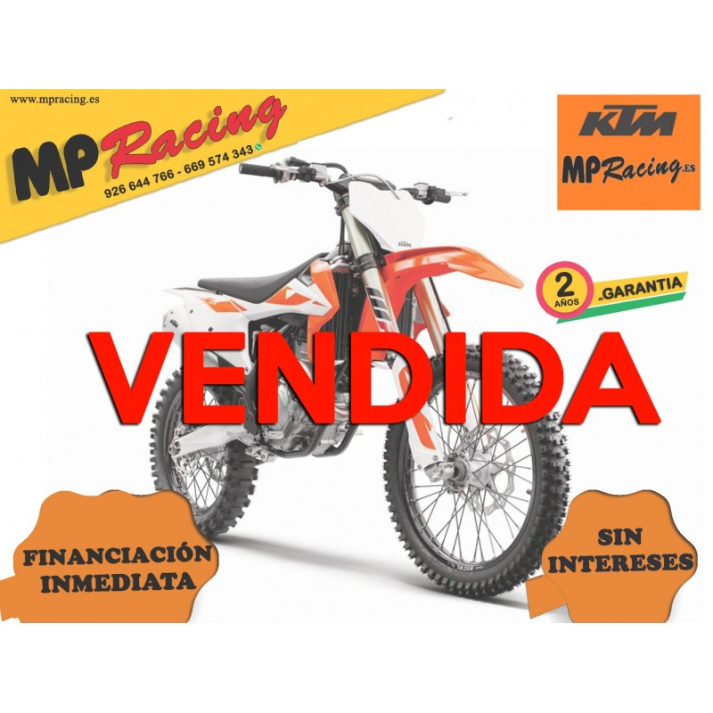 KTM 350 SX-F 2019 MP VENDIDA
