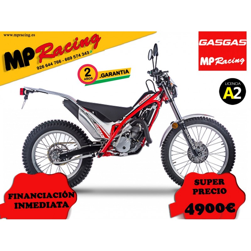 MOTO GASGAS CONTACT ESTART 280 2019 MP