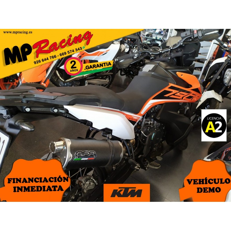 MOTO KTM 790 ADVENTURE 2019 KM0 MP