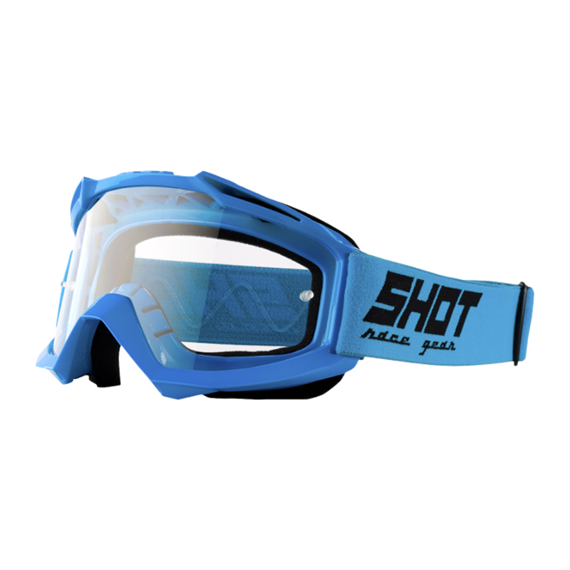 GAFAS SHOT ASSAULT - Azul