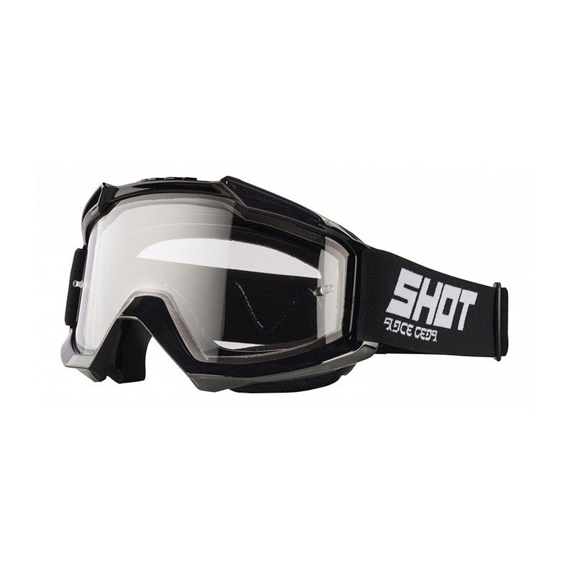 GAFAS SHOT ASSAULT - Negro