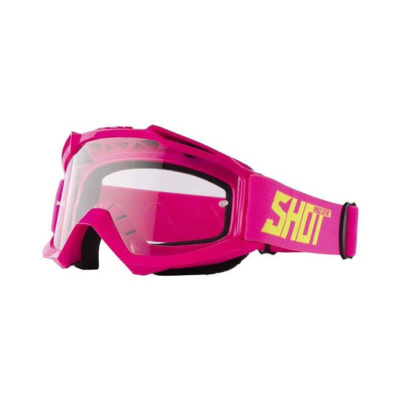 GAFAS SHOT ASSAULT - Rosa