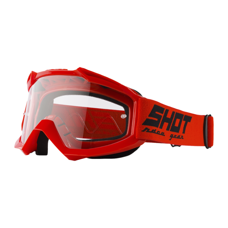 GAFAS SHOT ASSAULT - Rojo