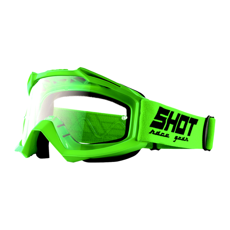 GAFAS SHOT ASSAULT - Verde