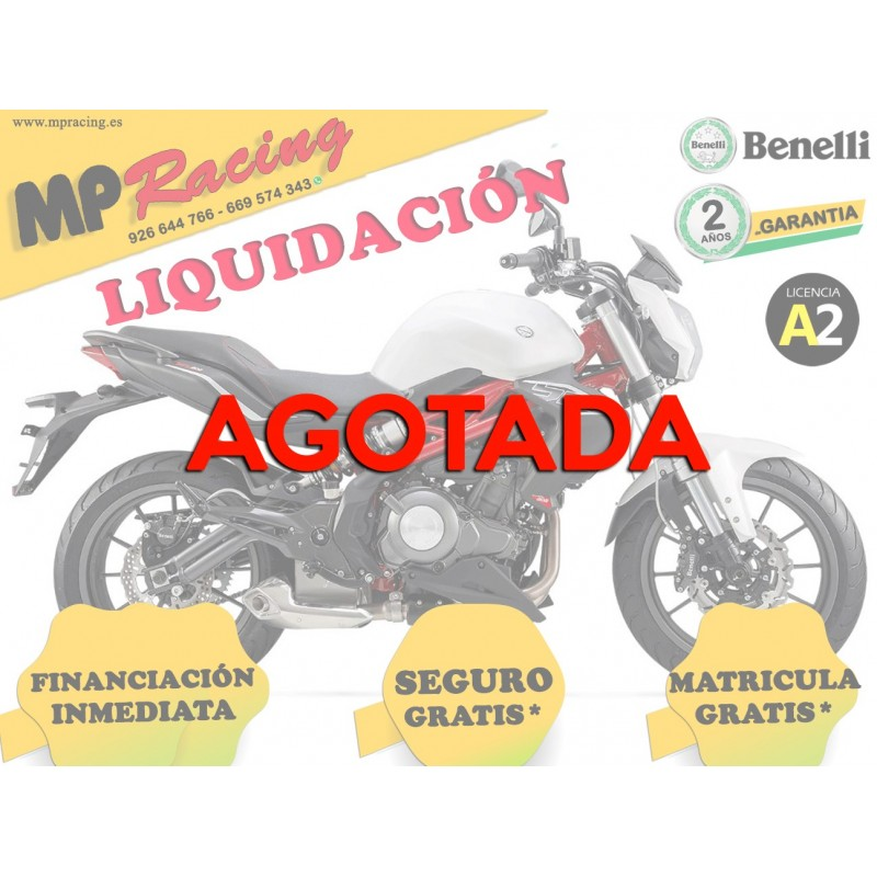 BENELLI BN 302 ABS MP AGOTADA