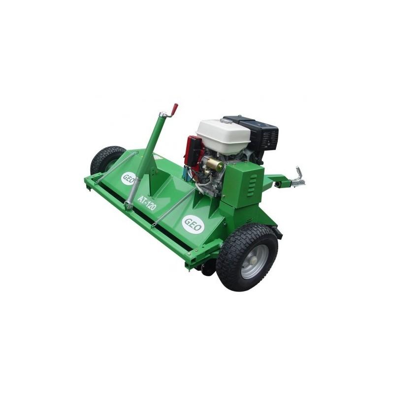 ATV Desbrozadora con motor