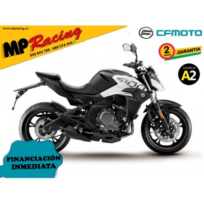 CF MOTO 400 NK ABS BLANCO MP