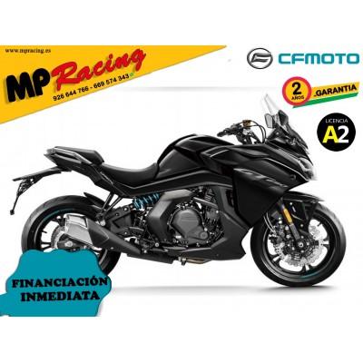 CF MOTO 650 GT NEGRA MP
