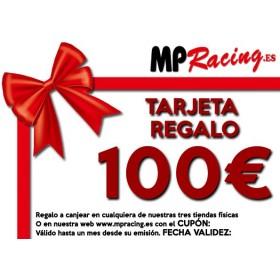 TARJETA REGALO POR VALOR DE 100€