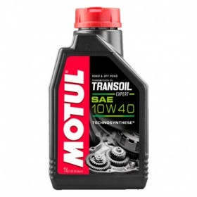 ACEITE MOTUL TRANSOIL EXPERT 2T 10W40 1L