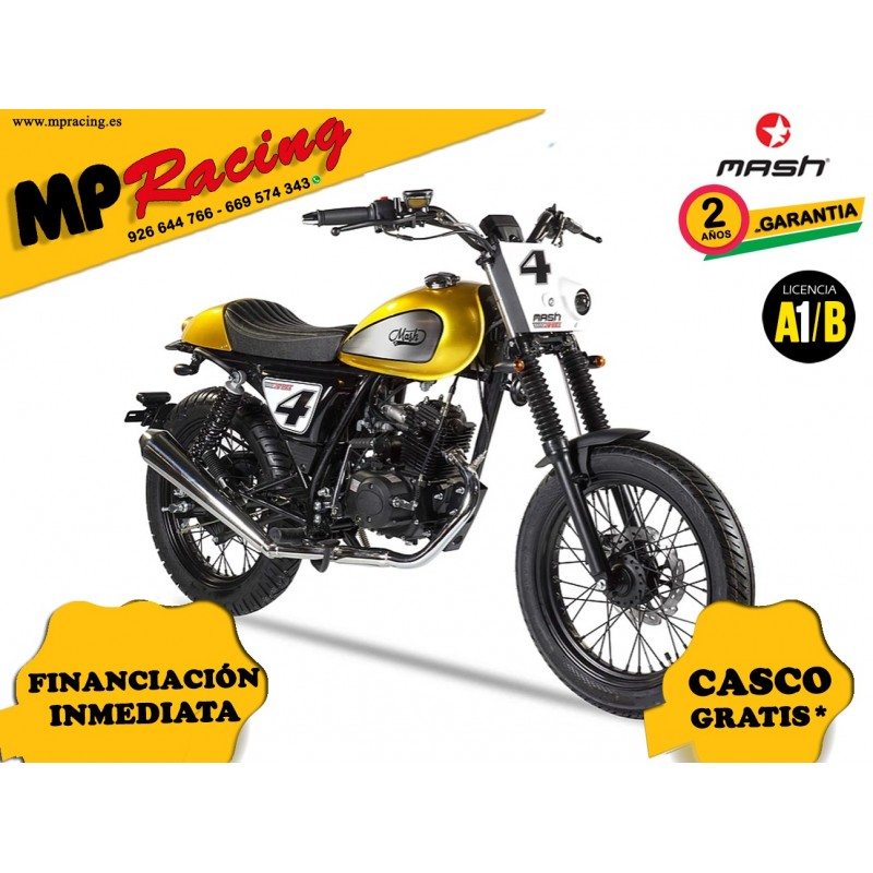 MOTO MASH DIRT TRACK FIFTY 50 ORO MP