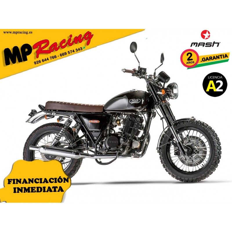 MOTO MASH TWO FIFTY 250 NEGRA MP