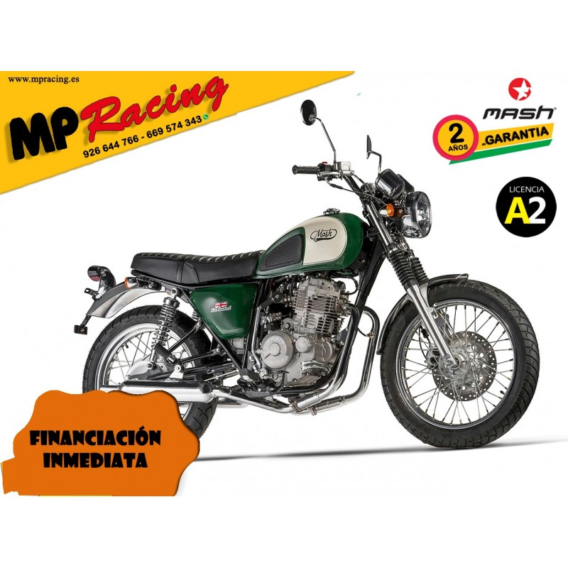 MOTO MASH FIVE HUNDRED VERDE MP