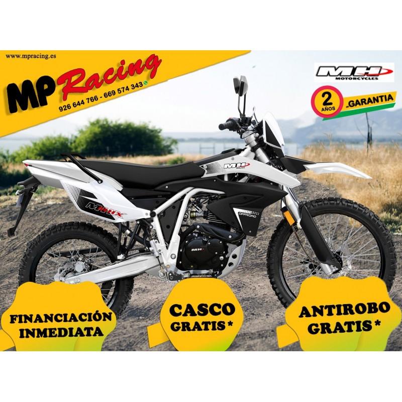MH MHX 125 AC - Blanco