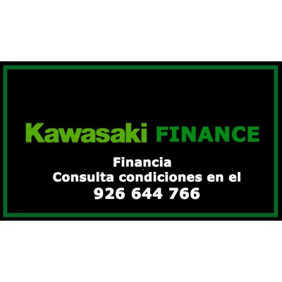KAWASAKI NINJA 125 SE FINANCIACION