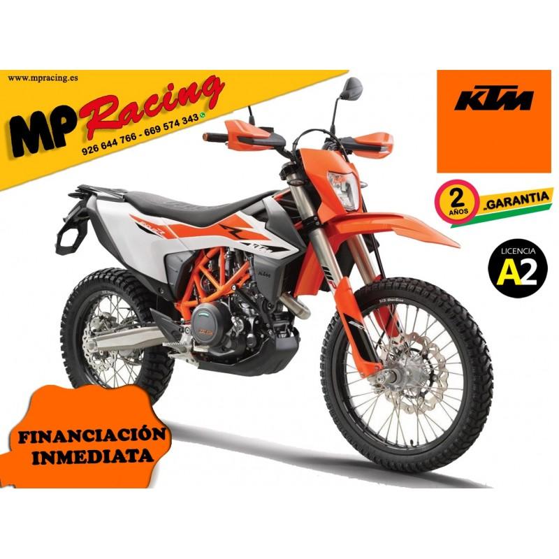 KTM 690 ENDURO R 2019 NARANJA MP