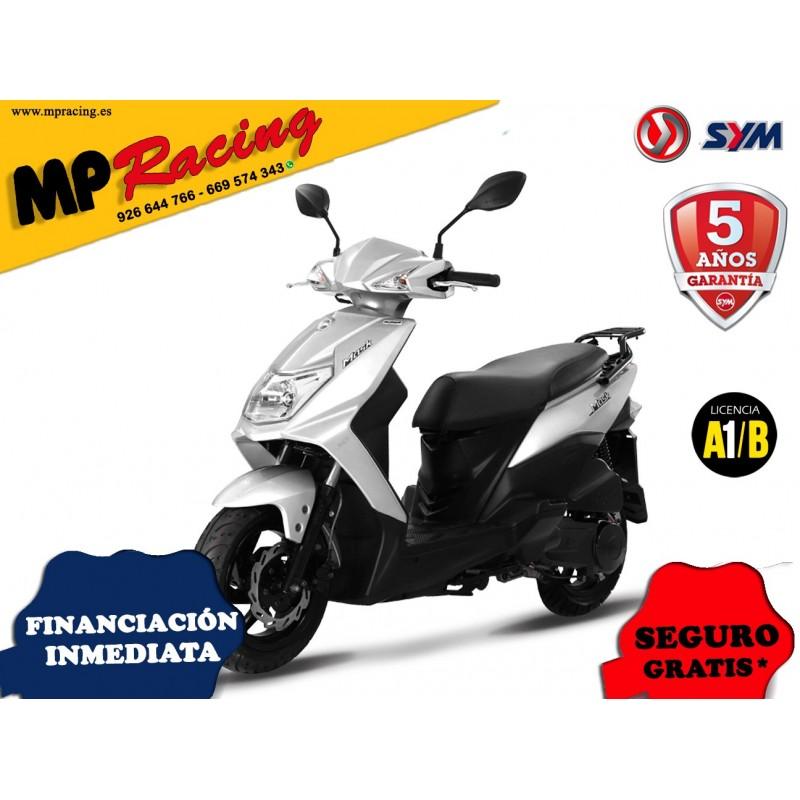 SYM MASK 125 BLANCA MP