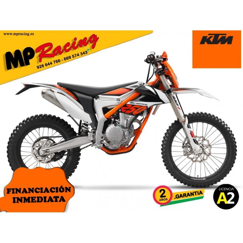 MOTO KTM FREERIDE 250 F 2019