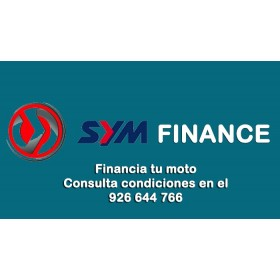 SYM FIDDLE III 50 FINANCIACIÓN