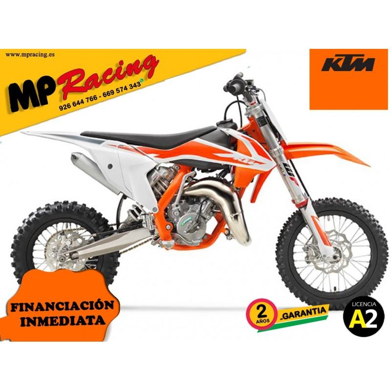 MOTO KTM 65 SX 2020