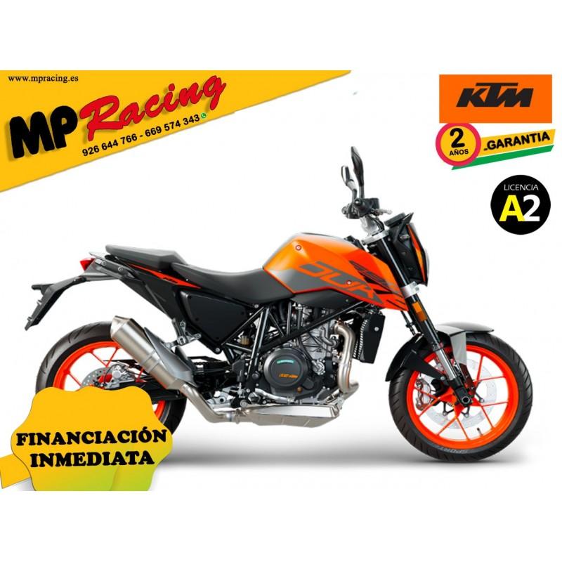 MOTO KTM NAKED 690 DUKE -...